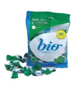TIRA caramelos MENTA 60gr ( 10 bolsitas) BIO( BIOMOMENTS
