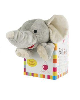 Elefante Peluche 23x28x10 cm CHERRY BELLY