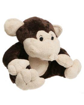 Monkey Peluche 23x28x10 cm CHERRY BELLY