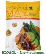Harina de Maiz Molino de piedra 1kg - ADPAN